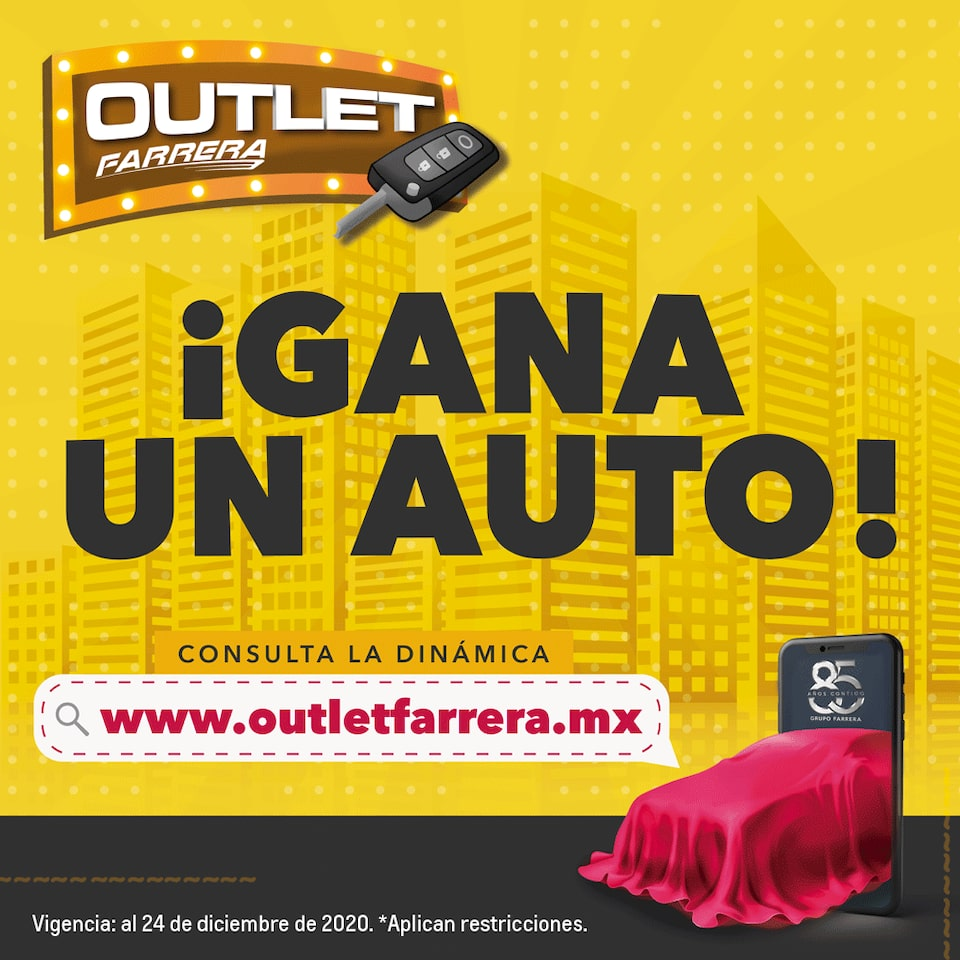 Outlet Farrera
